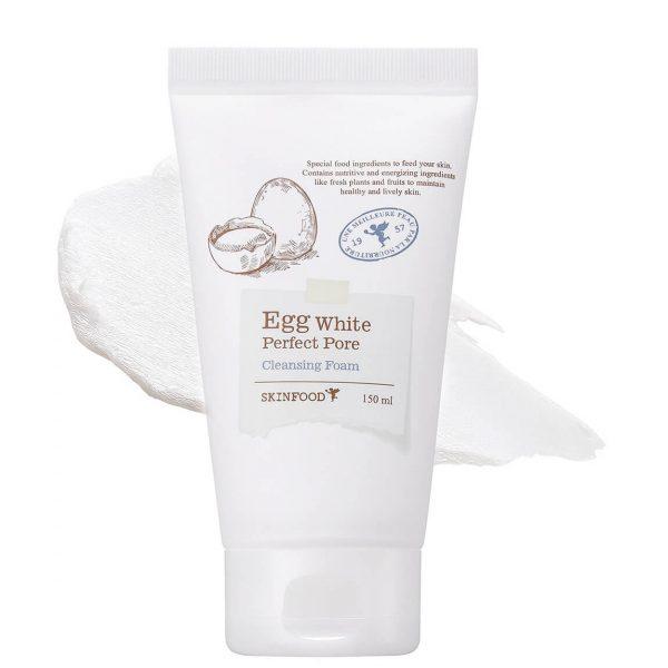 Skinfood Egg White Perfect Pore Cleansing Foam 150ml