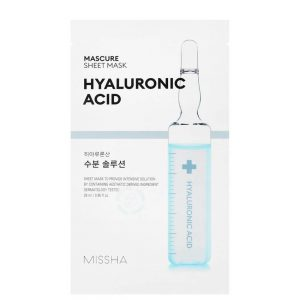 Missha Mascure Hyaluronic Acid Sheet Mask 3pc