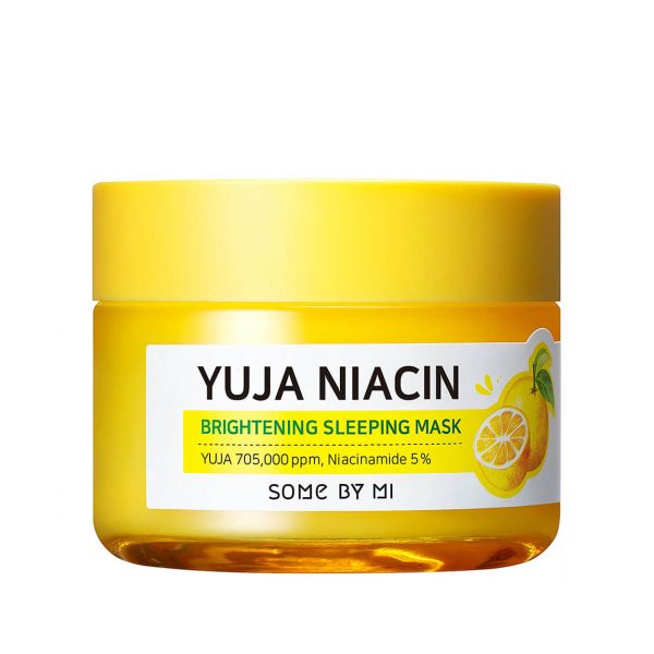 Some By Mi Yuja Niacin Brightening Sleeping Mask 60g