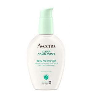 Aveeno Clear Complexion Daily Moisturizer for Acne 120ml