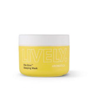 Aromatica LIVELY Vita Glow Sleeping Mask 100ml