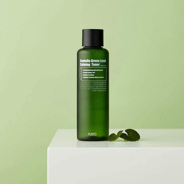 Purito Centella Green Level Calming Toner 200ml