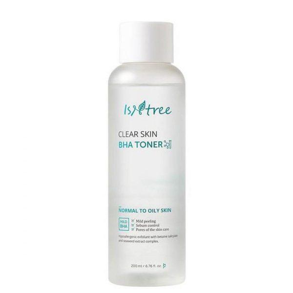 ISNTREE Clear Skin BHA Toner 200ml