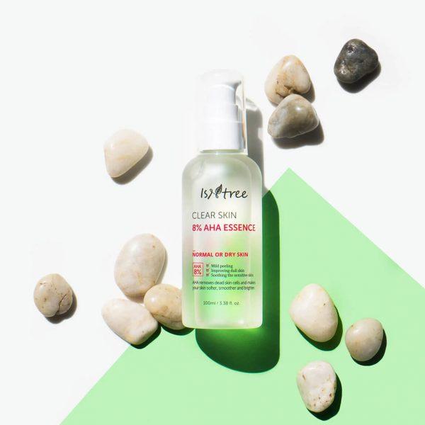 ISNTREE Clear Skin 8% AHA Essence 100ml