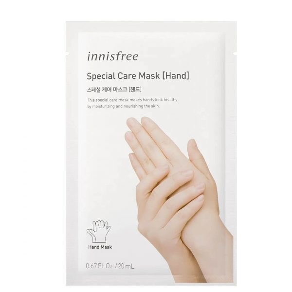Innisfree Special Care Hand Mask 20ml 5pc