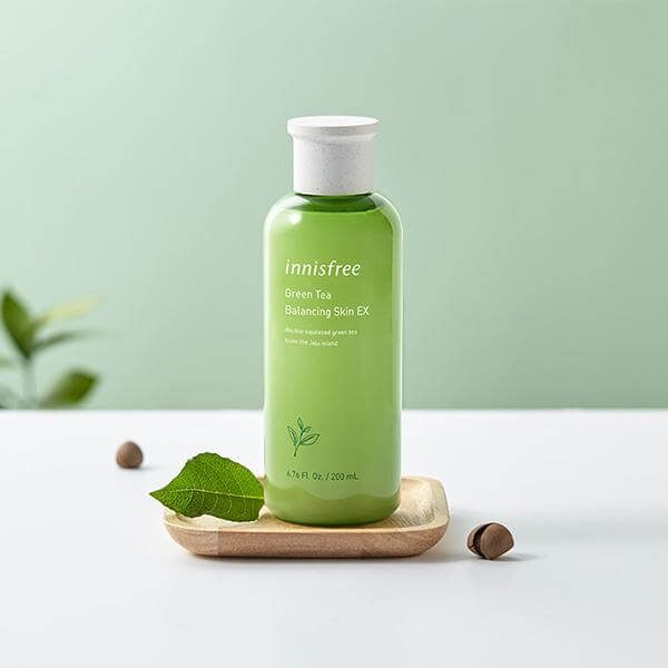 Innisfree Green Tea Balancing Skin Toner EX 200ml