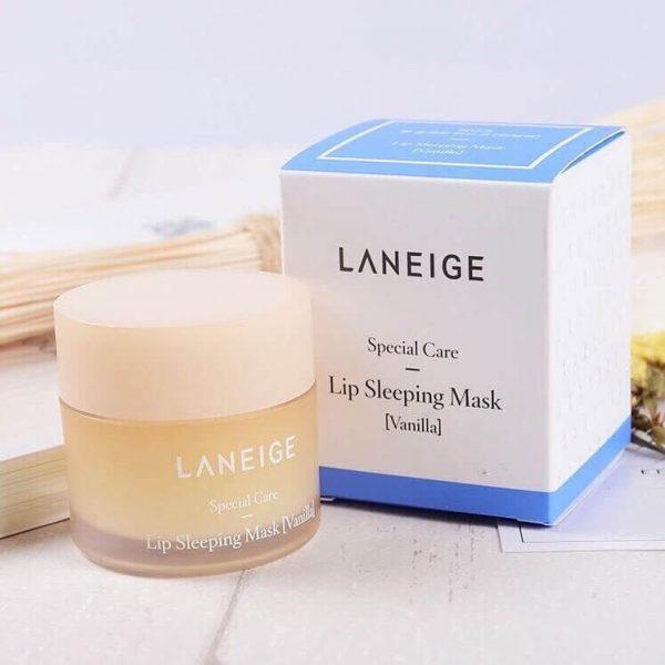 Laneige Lip Sleeping Leave-on Mask (Vanilla) 20ml