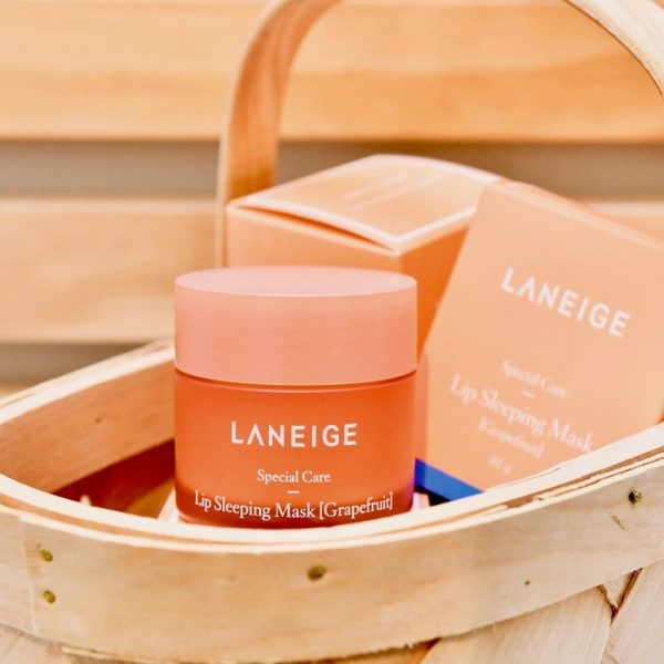Laneige Lip Sleeping Leave-on Mask (Grapefruit) 20ml