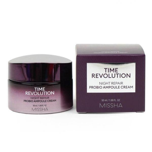 Missha Time Revolution Night Repair Probio Cream 50ml