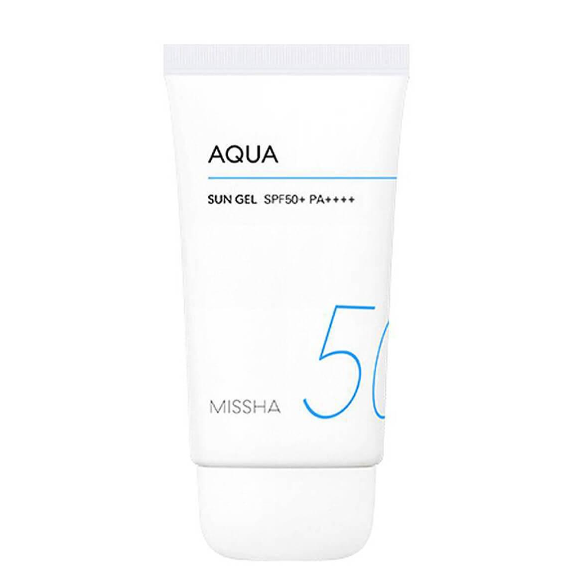Missha All Around Safe Sun Block Aqua Gel SPF50+ 50ml