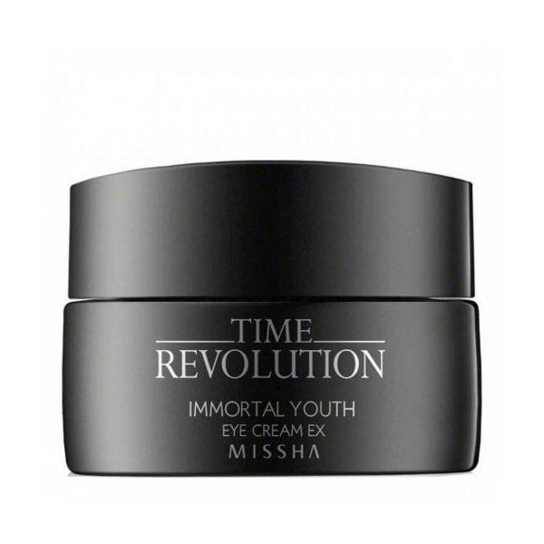 Missha Time Revolution Immortal Youth Eye Cream 25ml