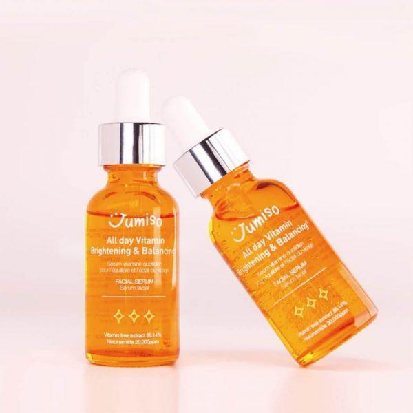 Jumiso All Day Vitamin Brightening Facial Serum 30ml