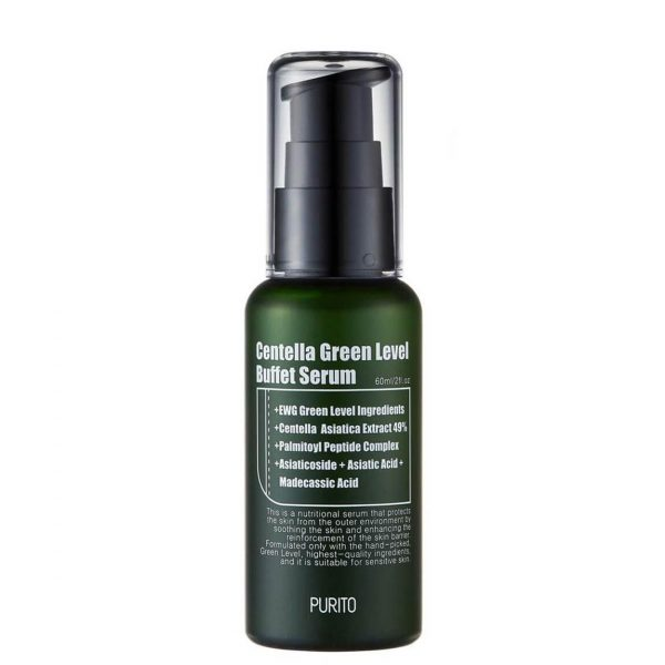 PURITO Centella Green Level Buffet Serum 60ml