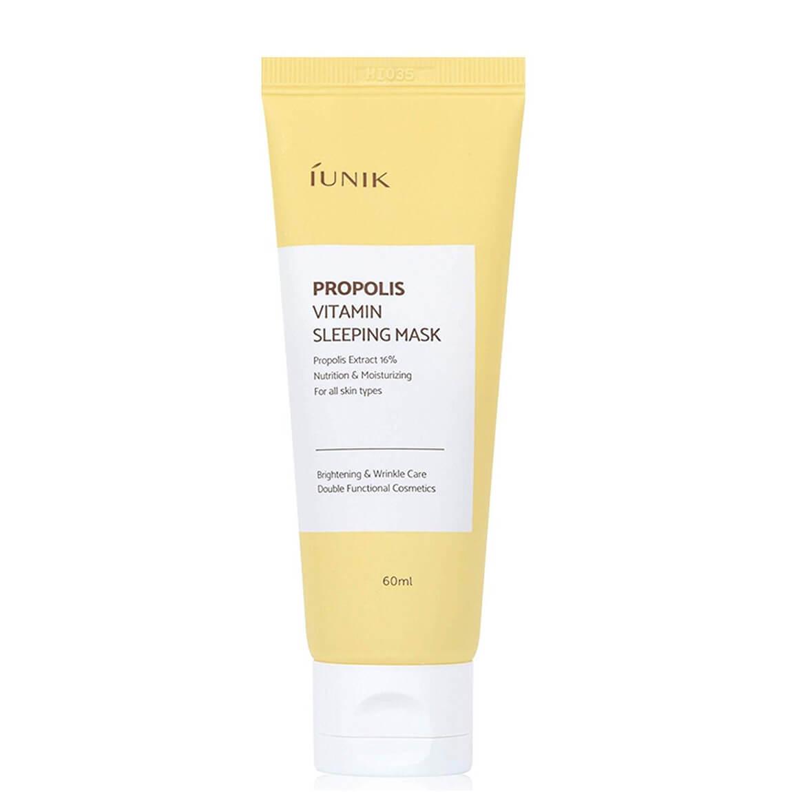 iUNIK - Propolis Vitamin Sleeping Mask 60ml