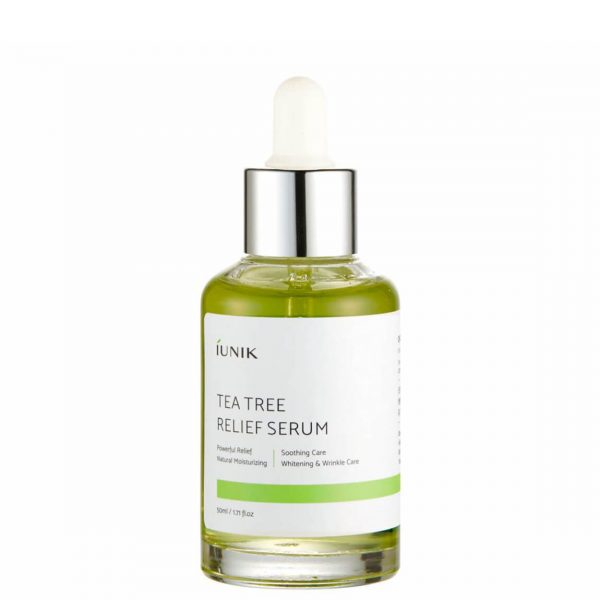iUNIK Tea Tree Relief Serum for Acne-Prone Skin 50ml