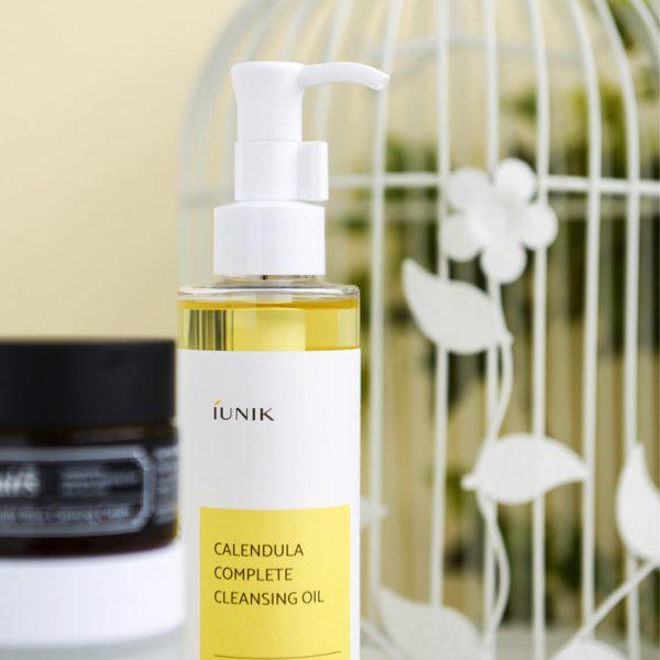 iUNIK Calendula Complete Cleansing Oil 200ml
