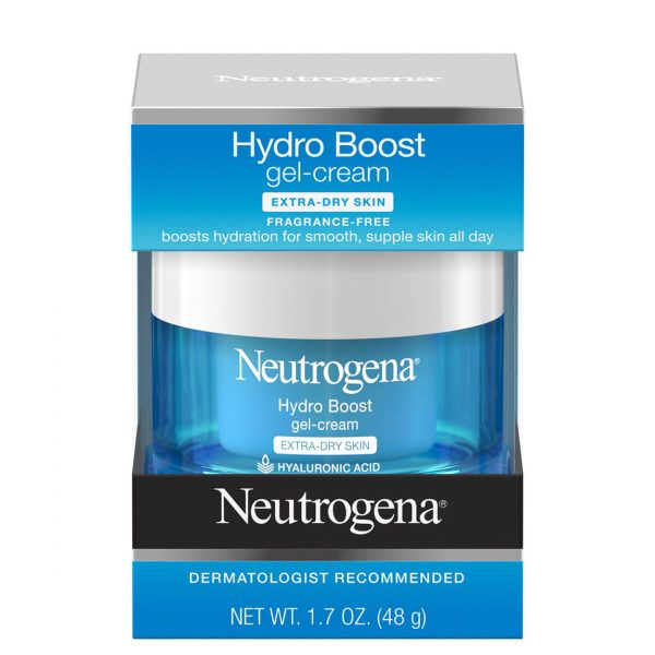 Hydro Boost Hyaluronic Acid Gel-Cream (Extra-Dry Skin) 48ml