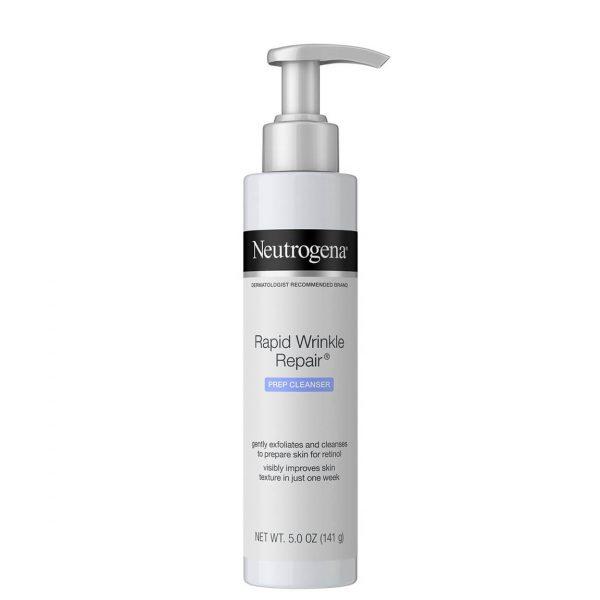Neutrogena Rapid Wrinkle Repair Prep Cleanser 141ml