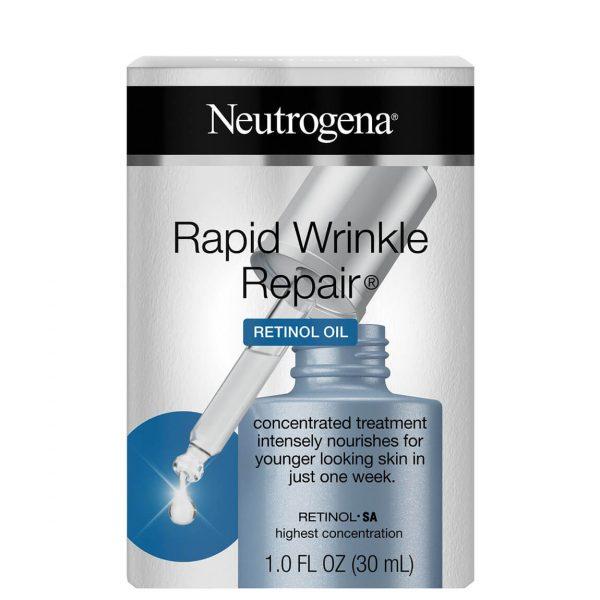 Neutrogena Rapid Wrinkle Repair Retinol Facial Oil 30ml