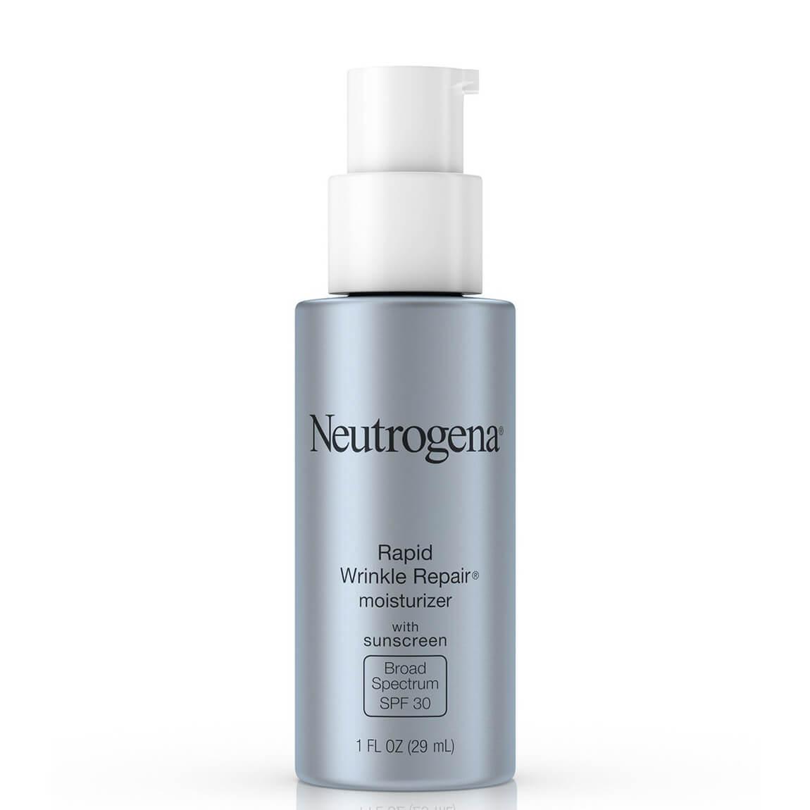 Neutrogena Rapid Wrinkle Repair Moisturizer with SPF 30