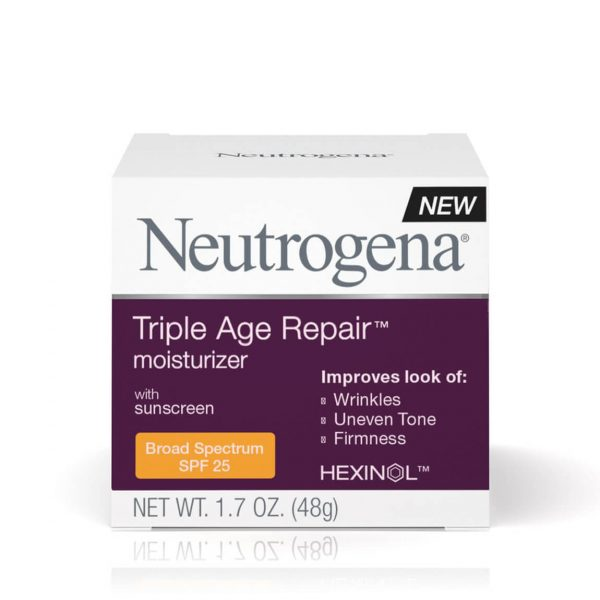 Neutrogena Triple Age Repair Moisturizer with SPF 25 48ml