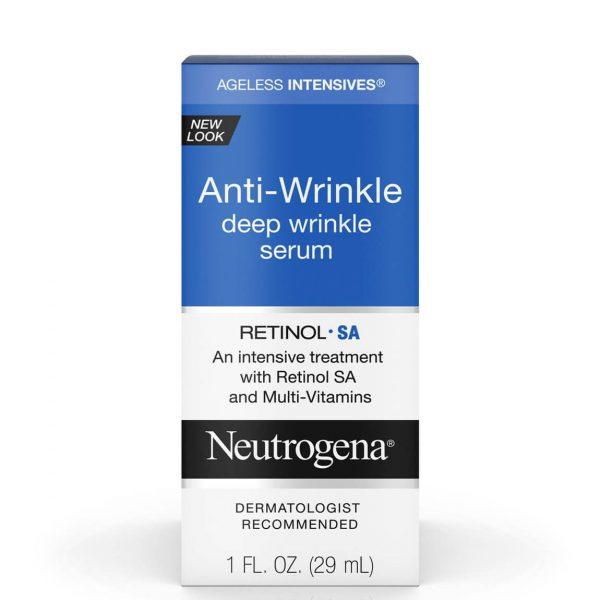 Neutrogena Ageless Intensives Anti-Wrinkle Serum 29ml