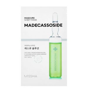 Missha Mascure Madecassoside Sheet Mask