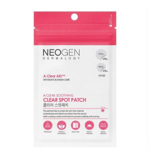 Neogen Dermalogy A-Clear Soothing Clear Spot Patch