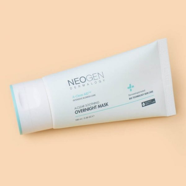Neogen A-Clear Soothing Overnight Mask 100ml
