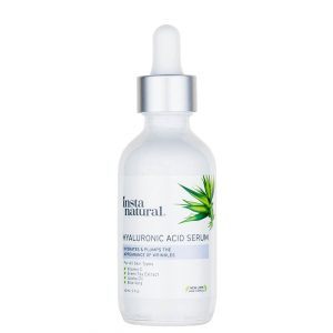InstaNatural Hyaluronic Acid Hydrating Serum 60ml