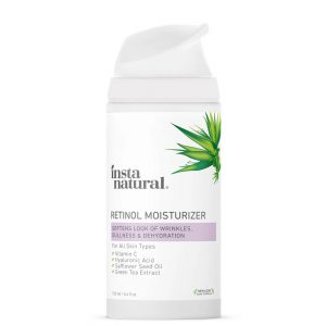 InstaNatural Retinol Anti-Aging Moisturizer 100ml