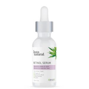 InstaNatural Retinol Anti-Aging Serum 30ml