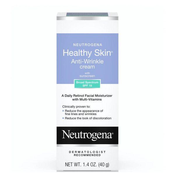 Neutrogena Healthy Skin Anti-Wrinkle Cream SPF 15 40g