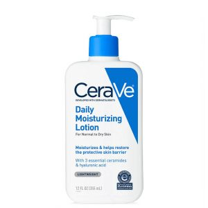 Cerave Daily Moisturizing Lotion for Normal to Dry Skin 12oz
