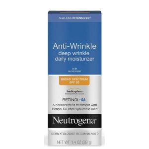 Neutrogena Ageless Intensives Anti-Wrinkle Moisturizer SPF20