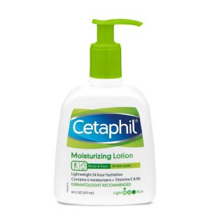 Cetaphil Moisturizing Lotion for Face & Body 237ml