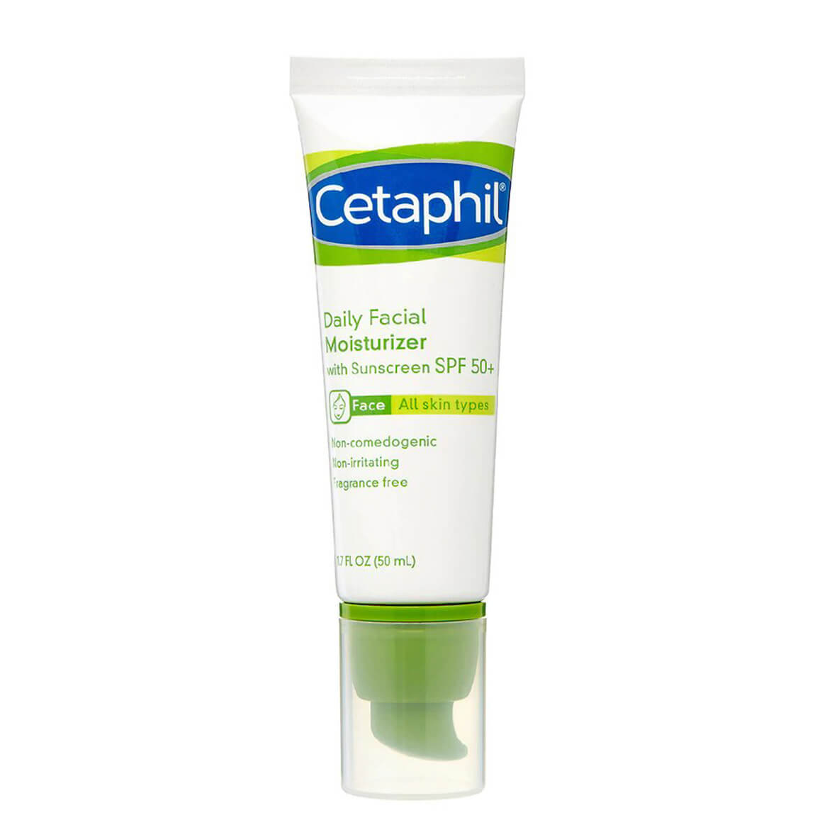 Cetaphil Daily Facial Moisturizer with SPF50+ 50ml