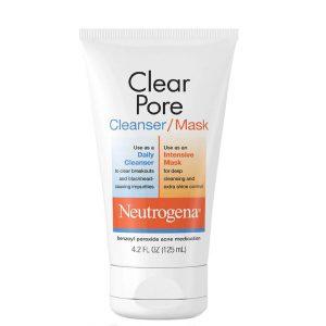 Neutrogena Clear Pore Cleanser & Mask 125ml