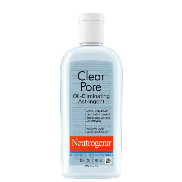 Neutrogena Clear Pore Oil-Eliminating Astringent 236ml