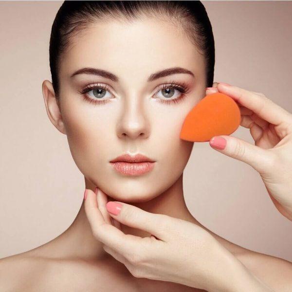 Unique Colors Beauty Blending Makeup Sponges 3-Pack