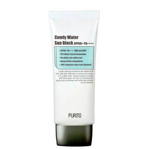 PURITO Comfy Water Sun Block SPF50+ 60ml