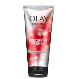 Olay Regenerist Detoxifying Pore Scrub Cleanser 150ml