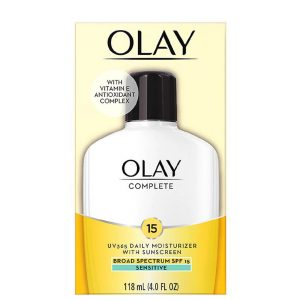 Olay Complete All Day Moisturizer with Sunscreen SPF15 118ml