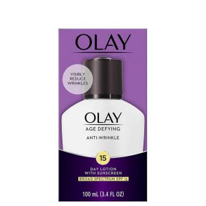 Olay Age Defying Anti Wrinkle Day Lotion SPF15 100ml