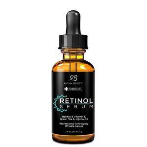 Radha Beauty Retinol Anti-Aging Serum 60ml