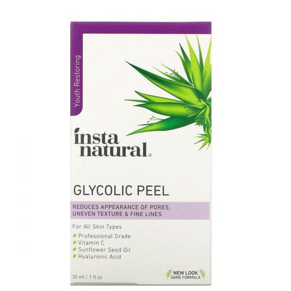 InstaNatural Glycolic Acid Peel 30ml