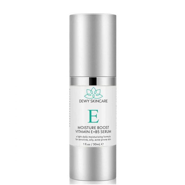 Dewy Skincare Vitamin E+B5 Moisture Boost Serum 30ml
