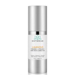 Dewy Skincare Turmeric + Vitamin C Dark Spot Corrector 30ml