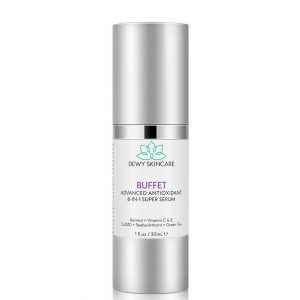 Dewy Skincare Advanced Antioxidant 6-in-1 Buffet Serum 30ml