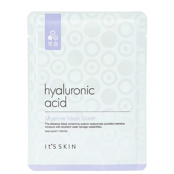 It's Skin Hyaluronic Acid Moisture Mask Sheet 17g